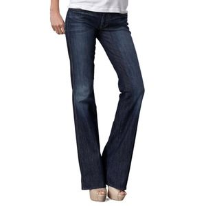 7 For All Mankind | A Pocket Boot Cut Flare Jeans